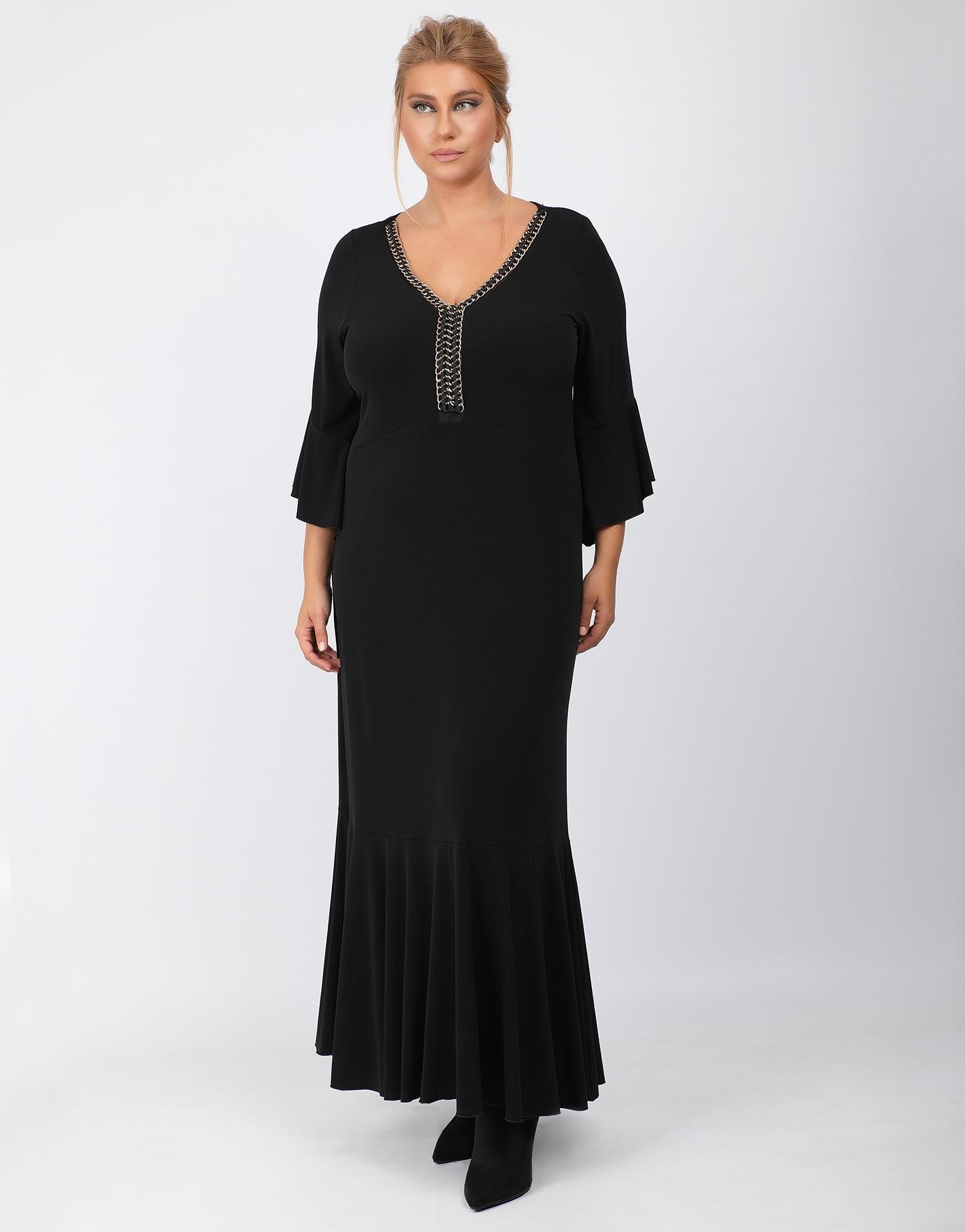Φόρεμα με μοτίφ